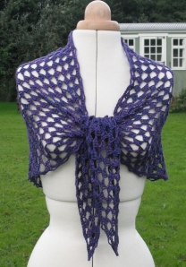 Wild Diamonds Shawl