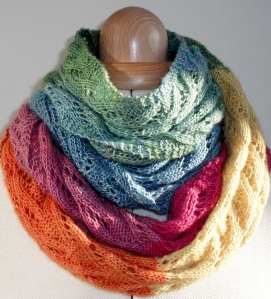 Rainbow's End Cowl