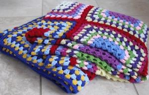 Poppet's Blanket