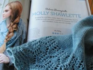 Molly Shawlette
