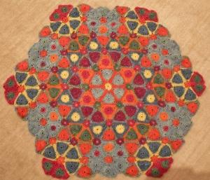 March Kaleidoscope