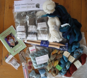 Wonderwool goodies