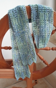 May Crochet Scarf
