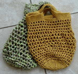 Market style bags