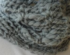 Showing the yarn beautifully