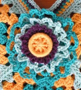 Dorset button flower