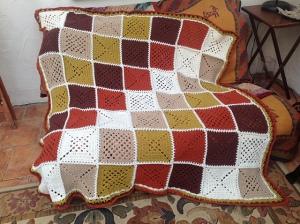 Vicky's blanket