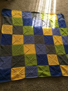 Nona's blanket