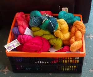 More of Nic's yarn