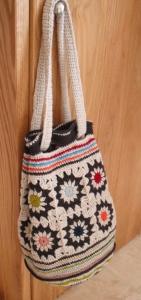 Carpet wool bag